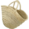 straw bag - Bolsas pequenas -