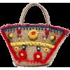 straw bag - Putne torbe -