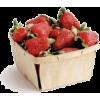 strawberries - Voće -