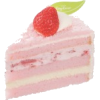 strawberry cake - Food -