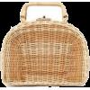 straw handbag - Borsette -