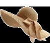 straw hat - Šeširi -