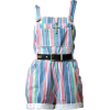 striped overall - Overall -