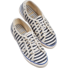 striped sneakers - Tenis -