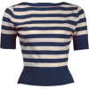 striped top - Long sleeves shirts -