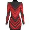 stripes dress - sukienki -