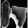 Studded Dr Martens - Boots -