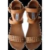 studded sandals - Sandale -