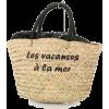 IENA (UTS) LES VACANCES A LA M - Bag - ¥6,825  ~ $60.64