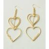 ランダムハートピアス - Earrings - ¥6,300  ~ $55.98
