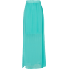 Suknja Skirts Blue - Skirts -