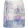 Suknja Skirts White - Skirts -