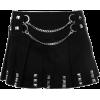 Suknja Skirts Black - Suknje -