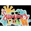summer text - Teksty -