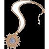sun necklace - Necklaces -