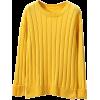 sweater - Pulôver -
