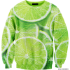 Pullovers Green - Puloveri -