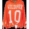 Pullovers Orange - Puloverji -
