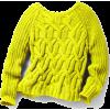 sweter - Pulôver -