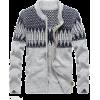 sweter - Swetry na guziki -