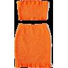 smocked top and skirt - Faldas -