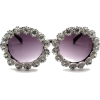 Sylvian Sunglasses Purple - Sunglasses -