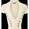 Dress - Cardigan -