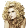 žena with curls - Persone -