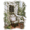 chair porch - Buildings -