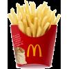 Krumpirićo Pommes Mcdonalds - Food -