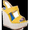 Sandale - Zeppe -