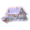 Country at winter - Buildings -