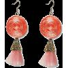tassell earrings - Naušnice -