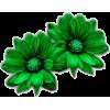 green flower - Plants -