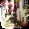 Garden - Buildings -