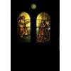 Church Window - Buildings -