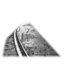 Road Train Tracks - Buildings -