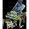 Piano - Objectos -