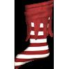 Sock illustration - イラスト -