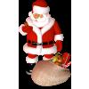 Santa Illustration - Illustrations -