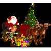 Christmas Illustration - イラスト -