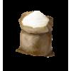 Bag full of flour - イラスト -