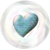 Bubble Heart - Illustrations -