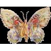girl butterfly - Illustrations -