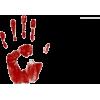 hand bloody - Illustrations -
