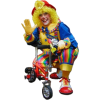 Clown - People -