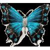 nakit butterfly - Biżuteria -