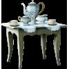 Table - Food -