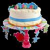 Cake Colorful Food - Food -