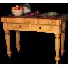 Table - Furniture -